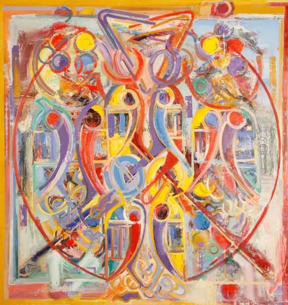 Edwards, John Uzzell, 1937-2014; Bird Lives I