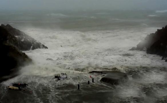 Porthclais Storma