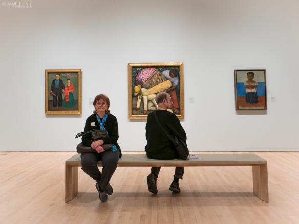 Art, Museum, People Watching Art, Photography,