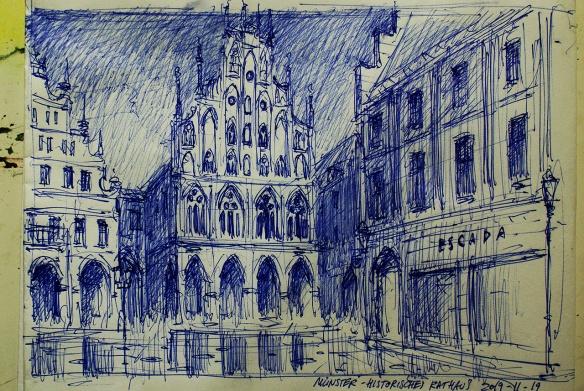 Münster - Historical Cityhall